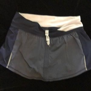 Other - Lulu lemon run skirt